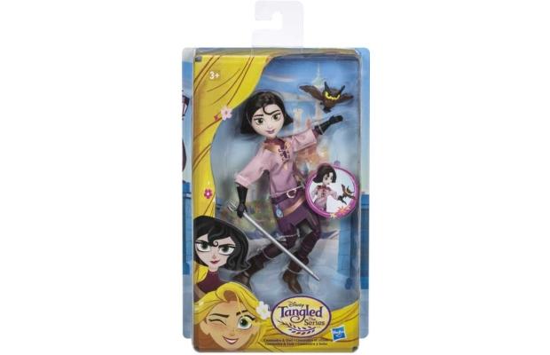 Disney Princess - Cassandra, Aranyhaj barátja