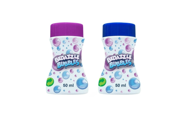 Bedazzle Bubbles színes buborékfújó utántöltő