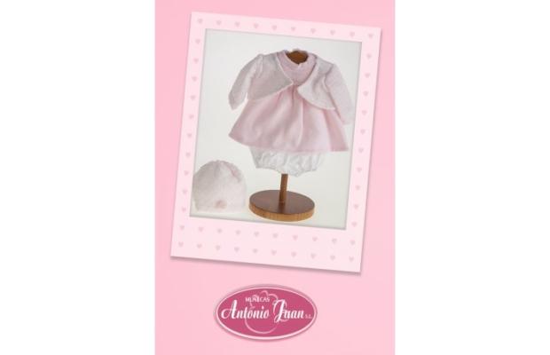 Antonio Juan ruha 42 cm-es babához, többféle
