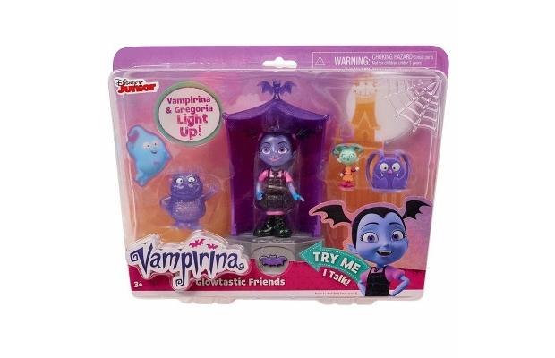 Disney Vampirina Foszforeszlálós Vámpír Barátok kiegészítőkkel