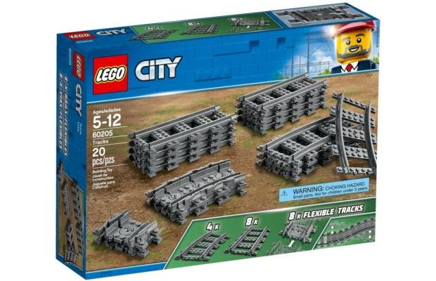 LEGO City: 60205 Sínek