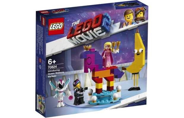 LEGO Movie: 70824 Amita Karok királynő