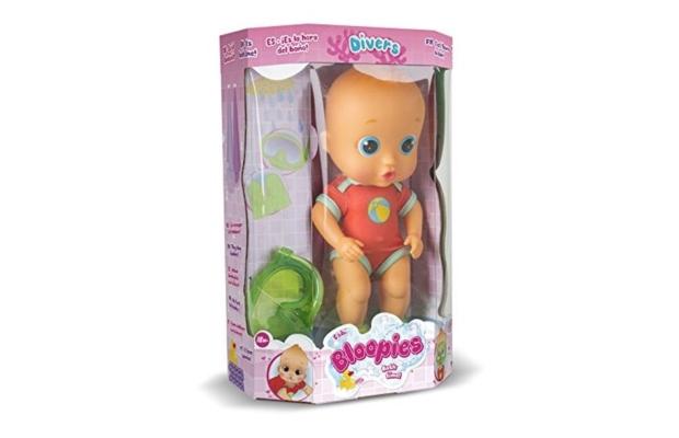 Bloopies Babies Búvárbébi - Tobi
