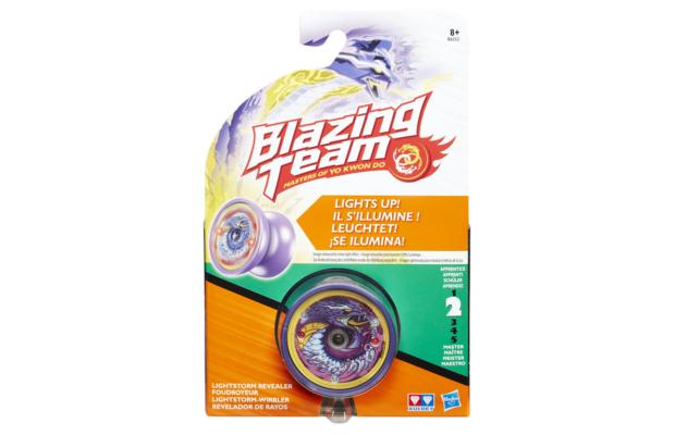 Blazing Team világító jojó