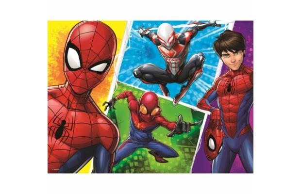 Pókember és Miguel 30 db-os puzzle - Trefl