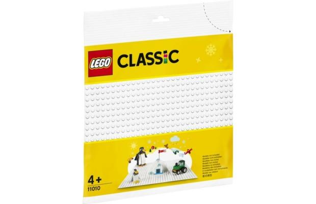 LEGO Classic: 11010 Fehér alaplap