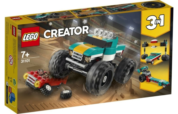 LEGO Creator: 31101 Óriás-teherautó