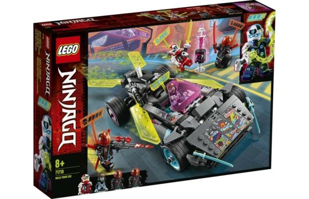LEGO Ninjago: 71710 Nindzsa tuningautó