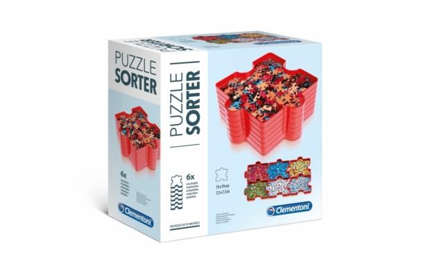 Puzzle szortírozó - Clementoni