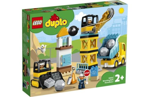 LEGO Duplo: 10932 Bontógolyó