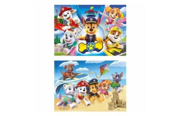 Mancs Őrjárat 2x20 db-os puzzle - Clementoni
