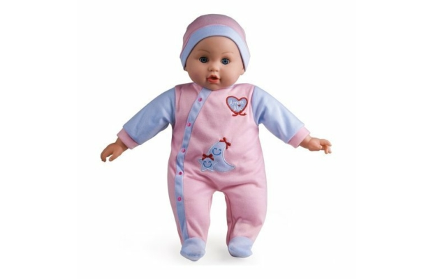 Amore Mio - Álmodj szépeket kisbabám - interaktív baba
