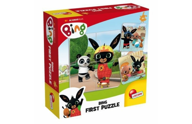 Bing első kirakóm, 8x4 db-os puzzle