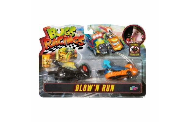 Bugs Racing - 2 db-os szett, többféle