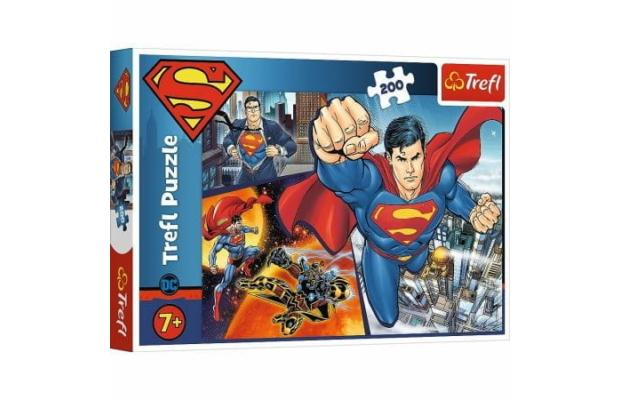 Superman 200 db-os puzzle - Trefl
