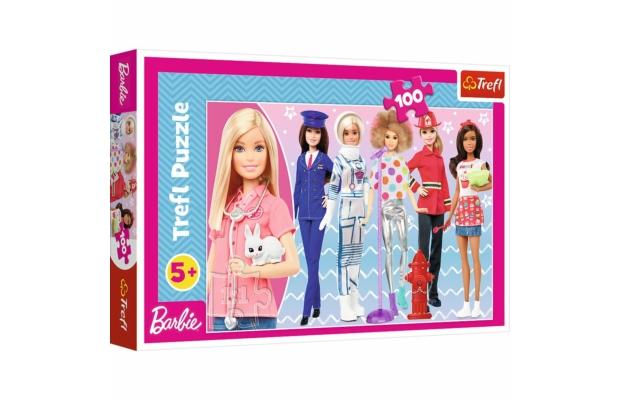 Barbie karrier 100 db-os puzzle - Trefl