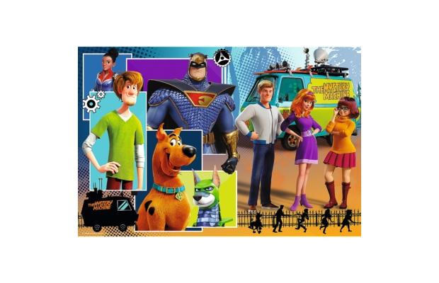 Scooby Doo 100 db-os puzzle - Trefl