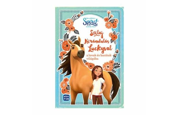Szilaj – Kirándulás Luckyval a lovak és barátok világába foglalkoztató
