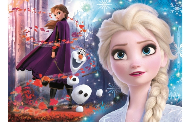 Jégvarázs 2 104 db-os ékszer puzzle - Clementoni