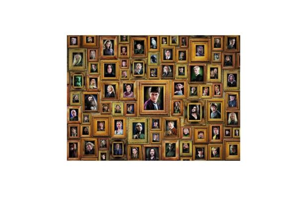 Harry Potter 1000 db-os lehetetlen puzzle - Clemetoni