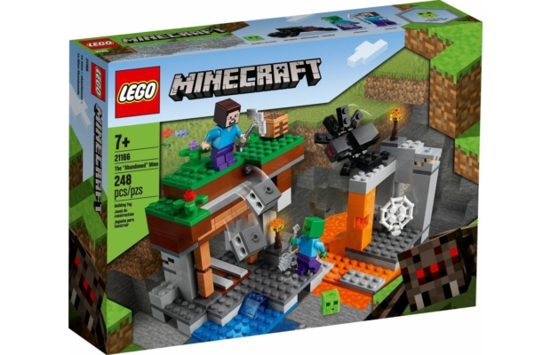 LEGO Minecraft: 21166 Az elhagyatott bánya