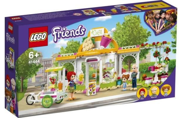 LEGO Friends: 41444 Heartlake City Bio Café