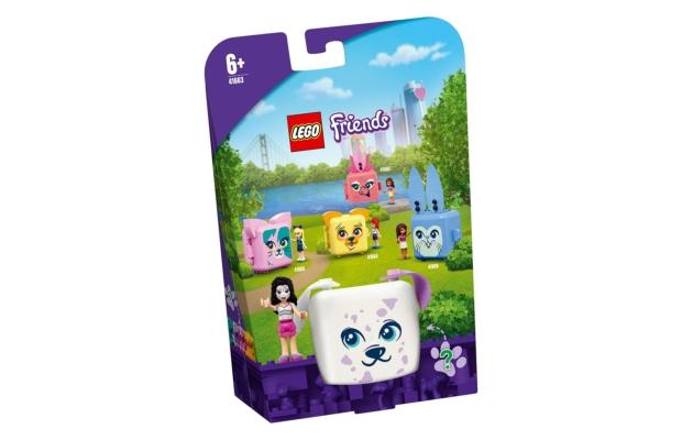 LEGO Friends: 41663 Emma dalmatás dobozkája