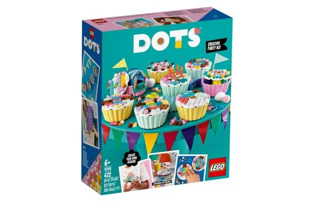 LEGO DOTS: 41926 Kreatív partikészlet