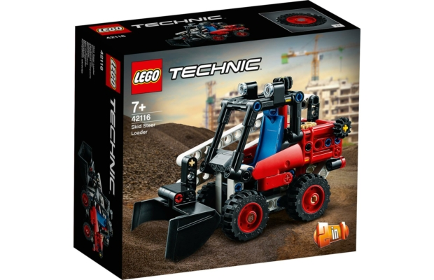 LEGO Technic: 42116 Minirakodó