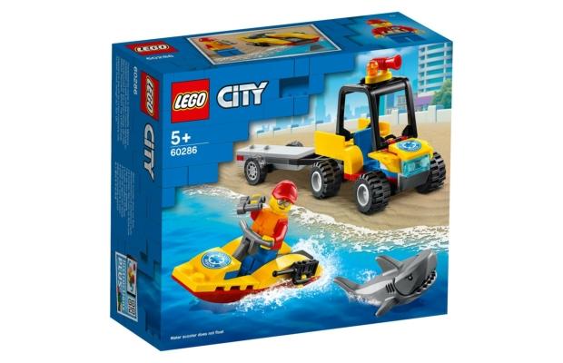 LEGO City: 60286 Tengerparti mentő ATV jármű