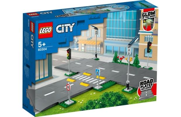 LEGO City: 60304 Útelemek