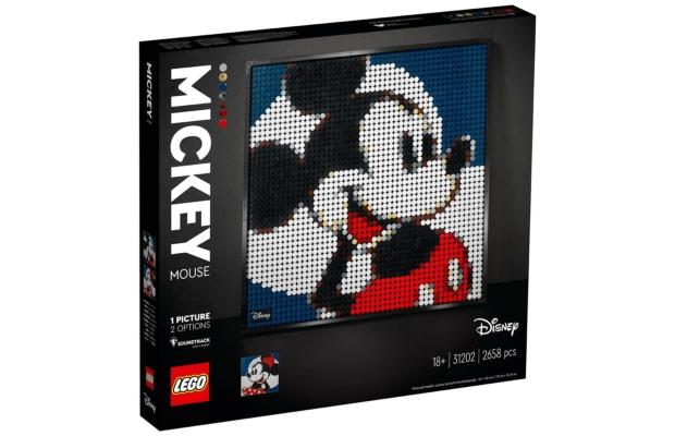 LEGO Art: 31202 Disney's Mickey Mouse