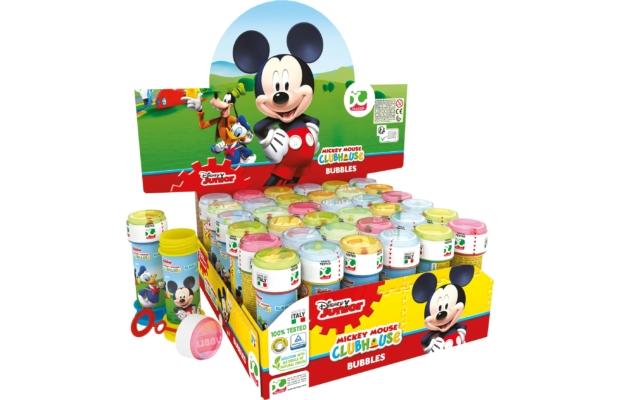 Mickey buborékfújó Mickey 60ml-es, többféle