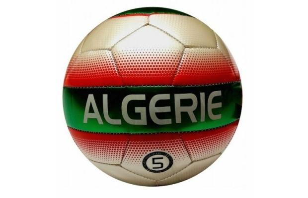 Algerie műbőr focilabda, 5-ös méret