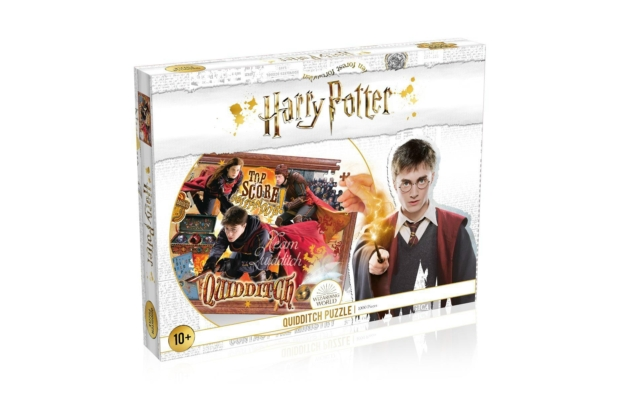 Harry Potter Quidditch puzzle 1000 db