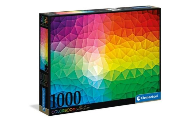 Mozaik 1000 db-os puzzle - Clementoni ColorBoom