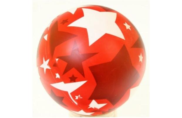 Gumilabda csillag mintával 220mm-es
