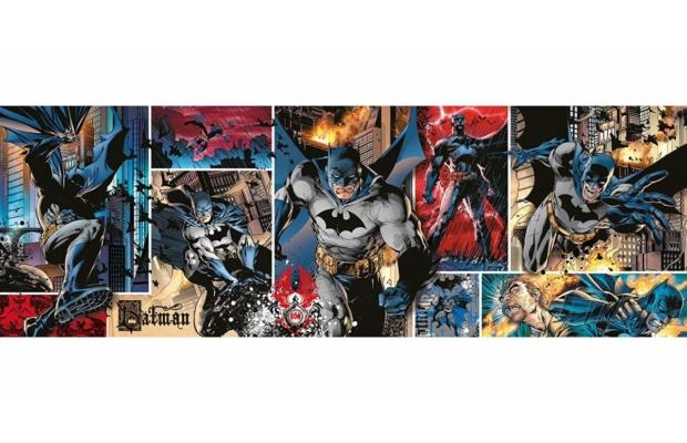 Batman 1000 db-os panoráma puzzle - Clementoni