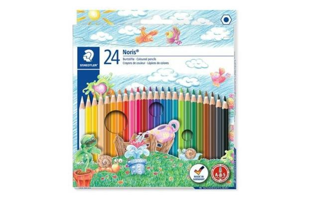 Staedtler Noris Club színes ceruza, 24 db-os