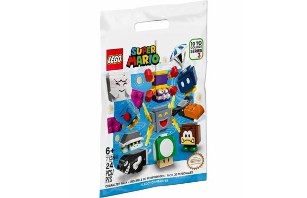 LEGO Super Mario: 71394 Minifigurák Super Mario 3. sorozat