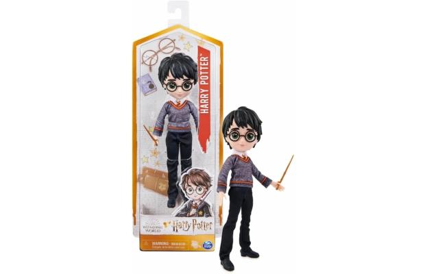 Harry Potter Varázslóvilág, 20 cm-es Harry Potter baba